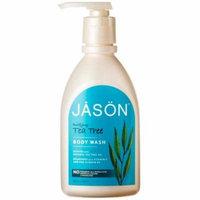 Jason Satin Shower Body Wash, Tea Tree Melaleuca 30 oz (Pack of 3)