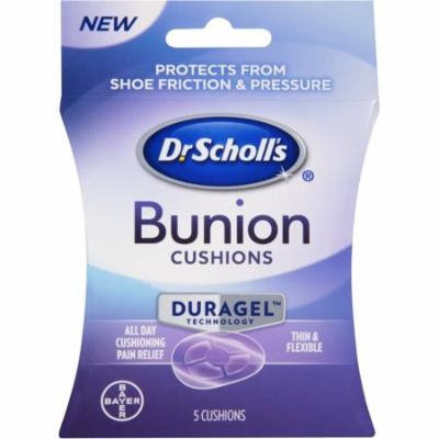 Dr. Scholl's Duragel Bunion Cushions 5 ea (Pack of 4)