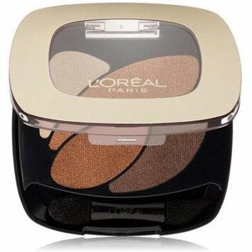 L'Oreal Paris Colour Riche Dual Effects Eyeshadow, Treasured Bronze [240] 0.12 oz (Pack of 3)