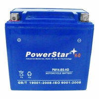 New! Buell XB12Scg Lightning PowerStarH-D Battery Replacement , 3 Year Warranty