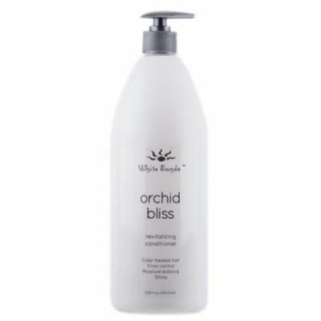 White Sands Orchid Bliss Revitalizing Conditioner (Size : 33.8 oz / liter)