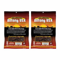Biltong USA Biltong Sliced, Dash of Spice Flavor, 16oz Bag