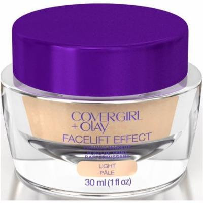CoverGirl & Olay FaceLift Effect Firming Makeup, Light [330] 1 oz (Pack of 4)