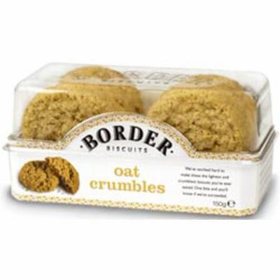 Border Crumbles Classic Case of 6 X 150g