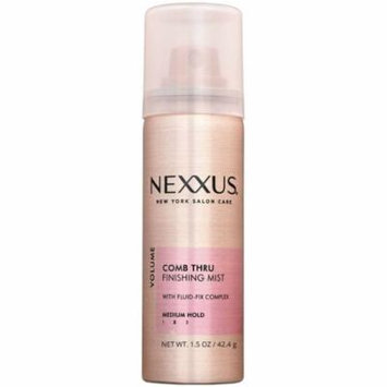 NEXXUS Comb Thru Volume Finishing Mist 1.5 oz (Pack of 6)