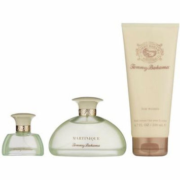 Tommy Bahama Set Sail Martinique 3-Piece Gift Set for Women 1 ea (Pack of 4)