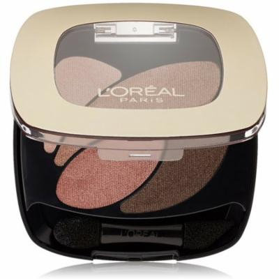 L'Oreal Paris Colour Riche Dual Effects Eyeshadow, Rose Nude [300] 0.12 oz (Pack of 2)