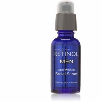 Retinol Anti Wrinkle Facial Serum for Men 1 oz (Pack of 2)