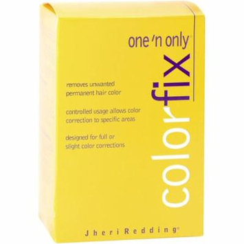 One N' Only Colorfix Kit Permanent Hair Color Remover 1 ea (Pack of 4)