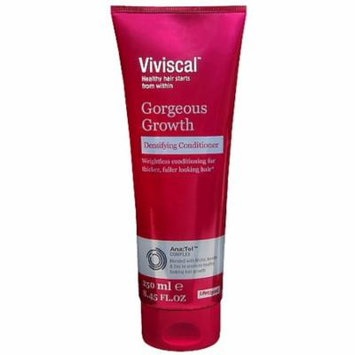 Viviscal Gorgeous Growth Densifying Conditioner 8.50 oz (Pack of 2)