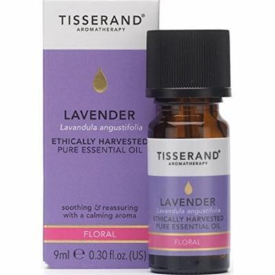 Tisserand Pure Essential Oil, Lavender, 0.32 Ounce