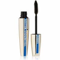 L'Oreal Paris Voluminous Million Lashes Waterproof Mascara, Black [470] 0.32 oz (Pack of 4)