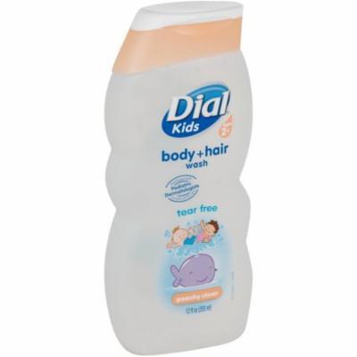 Schwarzkopf Kids Tear Free Body + Hair Wash, Peachy Clean 12 oz (Pack of 2)