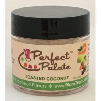 More Than Cake Perfect Palate Toasted Coconut Powdered Baking Flavor 16g
