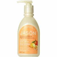 Jason Citrus Body Wash 30 oz (Pack of 4)