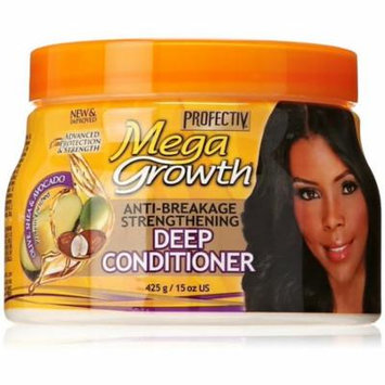 Profectiv Mega Growth Deep Strengthening Growth Conditioner 15 oz (Pack of 6)