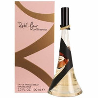 Rihanna Reb'l Fleur Eau De Parfum Spray 3.3 oz (Pack of 2)