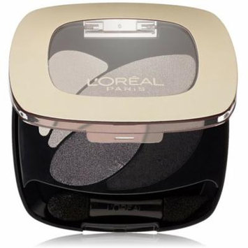 L'Oreal Paris Colour Riche Dual Effects Eyeshadow, Incredible Grey [260] 0.12 oz (Pack of 2)