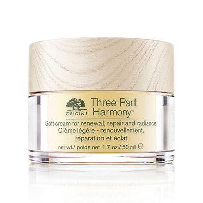 Origins Three Part Harmony™ Soft Cream For Renewal, Repair And Radiance