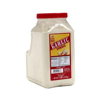 Spice World Garlic Powder - 5lbs