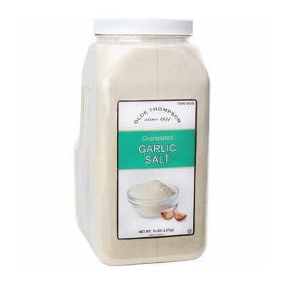 Olde Thompson Granulated Garlic Salt, 10 lbs