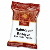 Copper Moon Fair Trade Rainforest Reserve Organic Coffee, Portion Packs, 2.25 Ounces, 36 Count