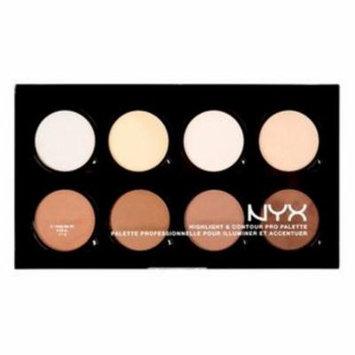 (6 Pack) NYX Hightlight & Contour Pro Palette