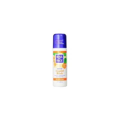 Kiss My Face Liquid Rock Deodorant Roll-On, Sport 3 oz (Pack of 4)