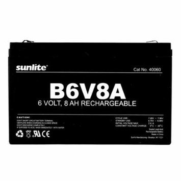 Sunlite 40060-SU B6V8A Emergency Back-Up Battery