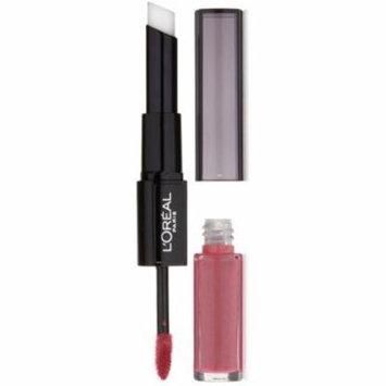 L'Oreal Paris Infallible Pro-Last Lip Color, Violet Parfait [107] 0.17 oz (Pack of 2)