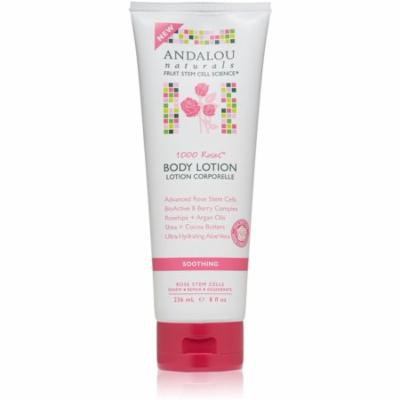 Andalou Naturals Soothing Body Lotion 8 oz (Pack of 3)