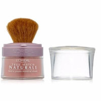 L'Oreal Paris True Match Gentle Mineral Blush, Pinched Pink [486] 0.15 oz (Pack of 4)