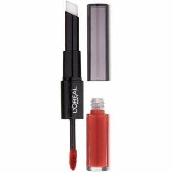 L'Oreal Paris Infallible Pro-Last Lip Color, Incessant Russet [219] 0.17 oz (Pack of 2)