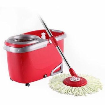 Mount-it Spin Mop and Rolling Bucket