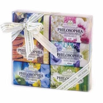 nesti dante philosophia soap gift set 6 x 5.3oz