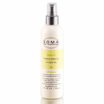 Soma Wave Spray Gel (Size : 8 oz)