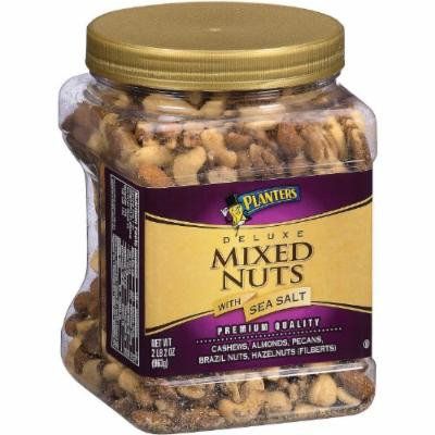Planters Deluxe Mixed Nuts with Sea Salt - 34 oz. ( 2lb 2oz )
