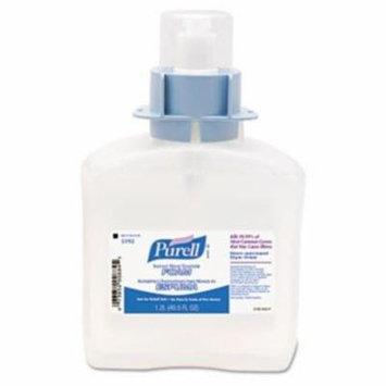 GO-JO INDUSTRIES 519203CT Advanced FMX-12 Foam Instant Hand Sanitizer Refill, w/Moisturizers, 1200mL