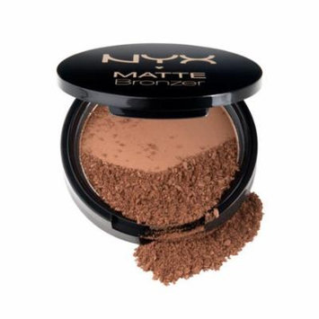 (6 Pack) NYX Matte Bronzer - Medium