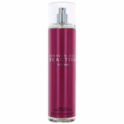 Kenneth Cole Reaction For Women 8.0 oz Body Spray By Kenneth Cole
