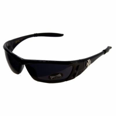 (6 Pack) CHOPPERS Sunglasses Sports CP8CP6554 Black