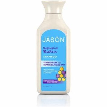 Jason Restorative Biotin Shampoo 16 oz (Pack of 6)
