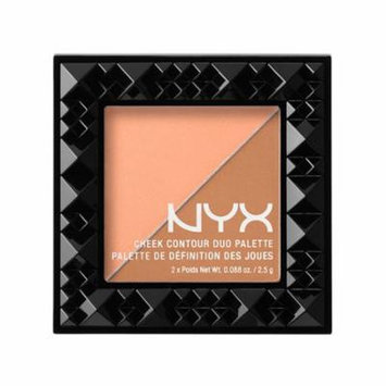 (3 Pack) NYX Cheek Contour Duo Palette 05 Two To Tango