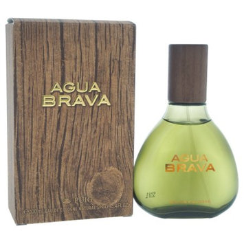 Agua Brava by Antonio Puig for Men - 3.4 oz EDC Spray (Tester)