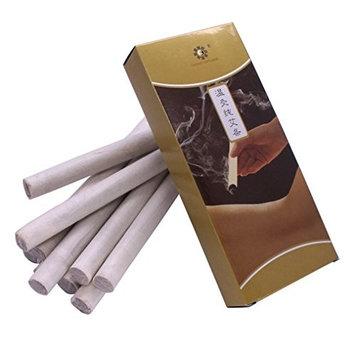Pure Moxa Rolls for Mild Moxibustion (Box of 10 Rolls)