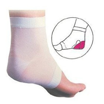 Silipos Soft Skin Heel Sleeve #15265 - One size fits most.
