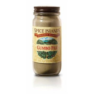 Spice Islands Gumbo File, 1.7 oz,. (2pack)