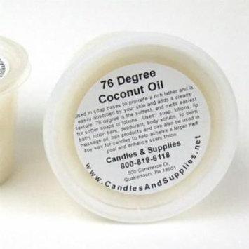 Coconut Oil - 76 degree per lb.
