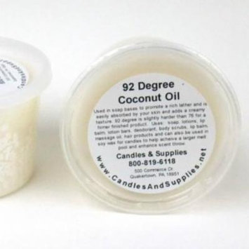 Coconut Oil 92 Degree mp per lb.