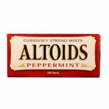 Altoids Mint Peppermint - Tin 1.76 Oz Each ( 12 In A Pack )